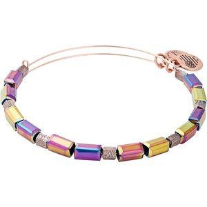 Alex and Ani Norther Lights Aurora Beaded Bracelet